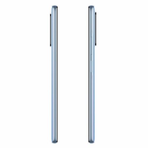 EU ECO Raktár - Xiaomi Redmi K40 Pro verzió 6.67 inch 120Hz E4 AMOLED Display 8GB RAM 256GB ROM 64MP Triple Camera 4520mAh NFC Snapdragon 888 5G Okostelefon - Kék