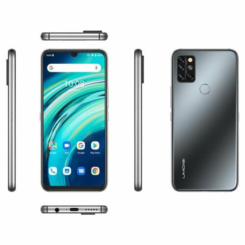 EU ECO Raktár - UMIDIGI A9 Pro 6.3 inch FHD+ Infravörös Hőmérővel Ellátott 8GB RAM 128GB ROM Helio P60 Android 11 4150mAh 48MP AI Matrix Quad Camera 4G Okostelefon - Zöld