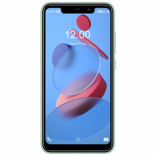 EU ECO Raktár - OUKITEL C22 5.86 inch HD+ U-notch Display Android 10 4GB RAM 128GB ROM MT6761V 4000mAh 13MP 4G Okostelefon - Fekete