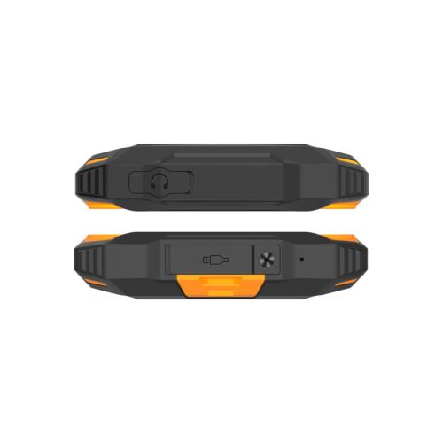 EU ECO Raktár - DOOGEE S86 6.1 inch IP68 IP69K Vízálló NFC 8500mAh 6GB RAM 128GB ROM Helio P60 16MP AI Quad Camera 4G Okostelefon - Fekete