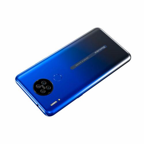 EU ECO Raktár - BlackView A80s 6.217 inch Android 10 4200mAh 13MP Quad előlapi Camera 4GB RAM 64GB ROM MT6762V 4G Okostelefon - Fekete