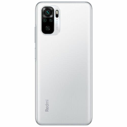 EU ECO Raktár - Xiaomi Redmi Note 10 Globális verzió 4GB RAM 64GB ROM 48MP Quad Camera 6.43 inch AMOLED 33W Gyorstöltés Snapdragon 678 Octa Core 4G Okostelefon - Fehér