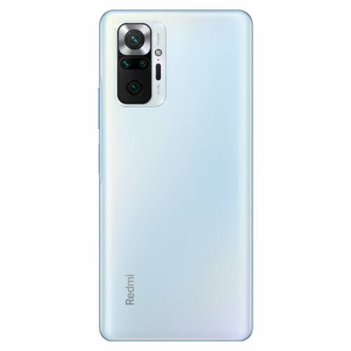 EU ECO Raktár - Xiaomi Redmi Note 10 Pro Globális verzió 6GB RAN 128GB ROM 108MP Quad Camera 6.67 inch 120Hz AMOLED Display 33W Fast Charge Snapdragon 732G Octa Core 4G Okostelefon - Szürke