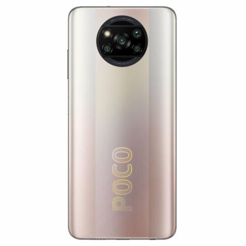 EU ECO Raktár - POCO X3 Pro Snapdragon 860 6GB RAM 128GB ROM 6.67 inch 120Hz Képfrissítési Ráta 48MP Quad Kamera 5160mAh Octa Core 4G Okostelefon - Kék