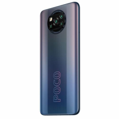 EU ECO Raktár - POCO X3 Pro Snapdragon 860 8GB RAM 256GB ROM 6.67 inch 120Hz Képfrissítési Ráta 48MP Quad Kamera 5160mAh Octa Core 4G Okostelefon - Fekete