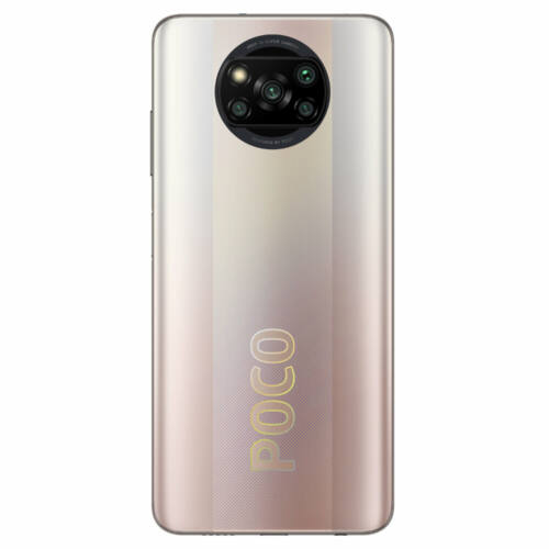 EU ECO Raktár - POCO X3 Pro Snapdragon 860 8GB RAM 256GB ROM 6.67 inch 120Hz Képfrissítési Ráta 48MP Quad Kamera 5160mAh Octa Core 4G Okostelefon - Kék