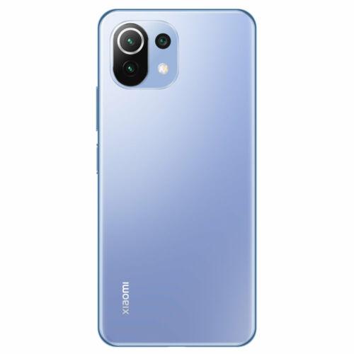 EU ECO Raktár - Xiaomi Mi 11 Lite 4G 64MP 6GB RAM 128GB ROM 6.55 inch AMOLED Kijelző Snapdragon 732G Smartphone - Kék