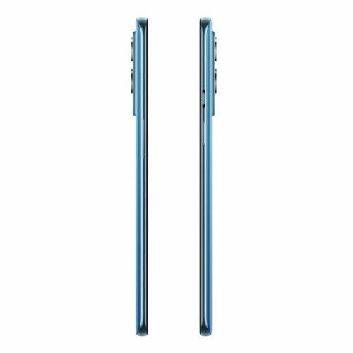 EU ECO Raktár - OnePlus 9 5G Snapdragon 888 NFC 6.55 inch 120Hz Fluid AMOLED Display Android 11 48MP Camera Warp Charge 65T 15W Okostelefon 8GB RAM 128GB ROM - Kék