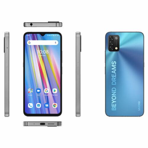 EU ECO Raktár - UMIDIGI A11 Globális verzió Android 11 Helio G25 5150mAh 3GB 64GB 16MP AI 4G Okostelefon - Szürke