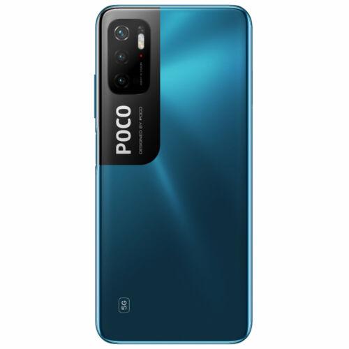 EU ECO Raktár - POCO M3 Pro 5G NFC Dimensity 700 6GB RAM 128GB ROM 6.5 inch 90Hz FHD+ DotDisplay 5000mAh 48MP Tripla Kamera Okostelefon - Fekete