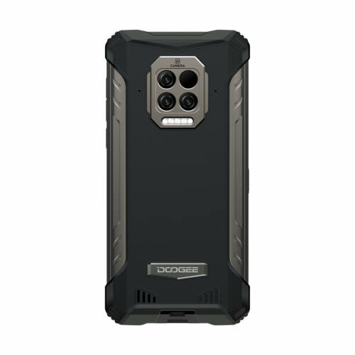 EU ECO Raktár - DOOGEE S86 Pro 6.1 inch IP68 IP69K Vízálló NFC 8500mAh 8GB RAM 128GB ROM Helio P60 16MP AI Triple Camera 4G Okostelefon - Piros