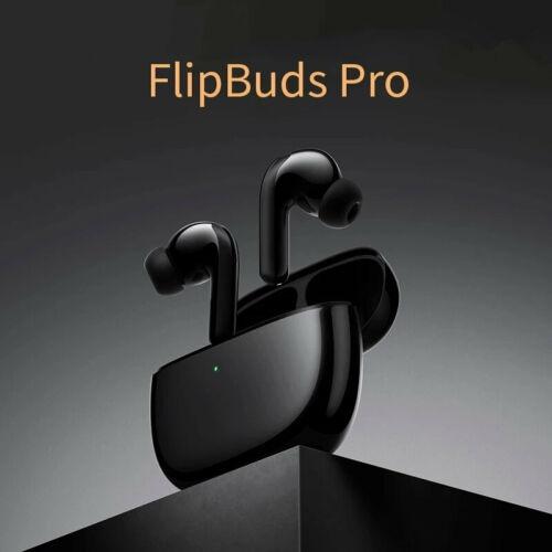 EU ECO Raktár -  Xiaomi Mi Flipbuds Pro TWS bluetooth 5.2 Dual Aktív Zajszűréssel Rendelkező Sport Fülhallgató - Fekete