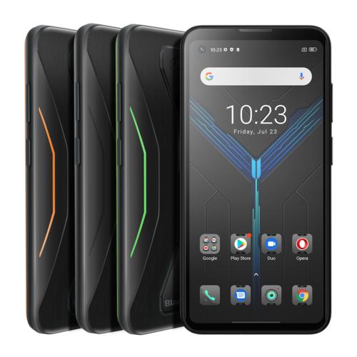 EU ECO Raktár - Blackview BL5000 5G IP68 Vízálló NFC Android 11 4980mAh 8GB RAM 128GB ROM 30W Gyorstöltés Dimensity 700 6.36 inch FHD+ 4G Okostelefon - Zöld