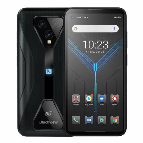 EU ECO Raktár - Blackview BL5000 5G IP68 Vízálló NFC Android 11 4980mAh 8GB RAM 128GB ROM 30W Gyorstöltés Dimensity 700 6.36 inch FHD+ 4G Okostelefon - Fekete