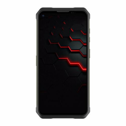 EU ECO Raktár - DOOGEE V10 Dual 5G IP68 IP69K Vízálló 8GB RAM 128GB ROM Dimensity 700 NFC Android 11 8500mAh 6.39 inch 48MP AI Triple Camera Okostelefon - Fekete