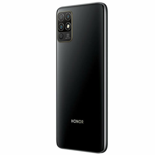 EU ECO Raktár - Honor Play 5T 6GB RAM 128GB ROM 6.6 inch 13MP Quad Camera 22.5W Gyorstöltéssel Mediatek MT6765 Octa Core 4G Okostelefon  Fekete