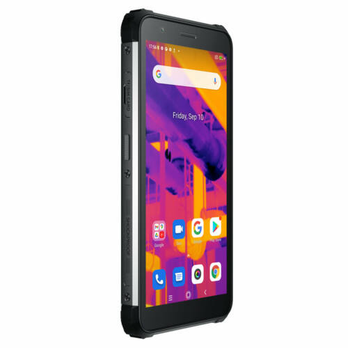 EU ECO Raktár - BlackView BV6600 Pro IP68/IP69K Vízálló 4GB RAM 64GB ROM 5.7 inch Android 11 NFC 4G Okostelefon - Fekete