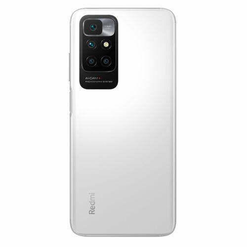 EU ECO Raktár - Xiaomi Redmi 10 6.5 inch 90Hz 50MP Quad Camera 6GB RAM 128GB ROM Helio G88 Octa core 4G Okostelefon - Kék