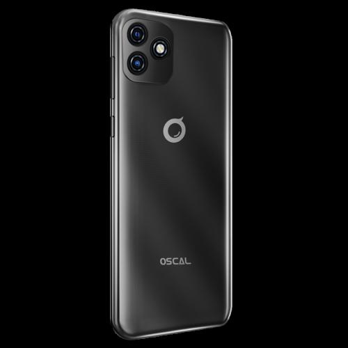 EU ECO Raktár - Blackview OSCAL C20 6.088 inch 3380mAh Android 11 Dual-SIM Face Unlock 1GB RAM 32GB ROM Entry-level Quad-Core 3G Okostelefon - Kék