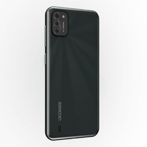 EU ECO Raktár - DOOGEE X93 6.1 inch 2GB RAM 16GB ROM 4350mAh Android 10 MT6580 8MP AI Triple Camera Quad Core 3G Okostelefon - Zöld