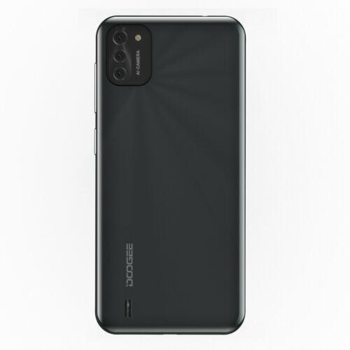 EU ECO Raktár - DOOGEE X93 6.1 inch 2GB RAM 16GB ROM 4350mAh Android 10 MT6580 8MP AI Triple Camera Quad Core 3G Okostelefon - Fekete
