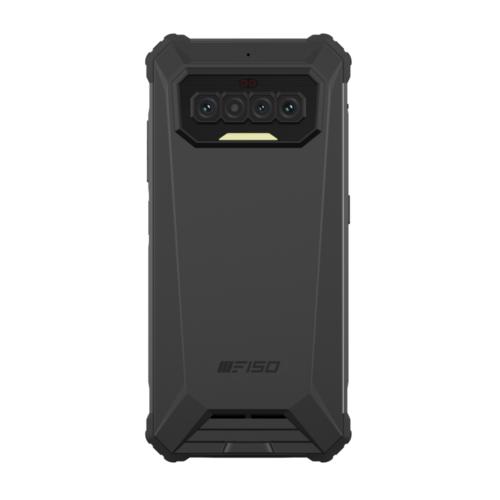 EU ECO Raktár - iiiF150 R2022 Helio G95 8GB RAM 128GB ROM 64MP+20MP AF Night Vision Camera 8300mAh 6.78 inch IP68 IP69K Vízálló 4G Okostelefon - Fekete