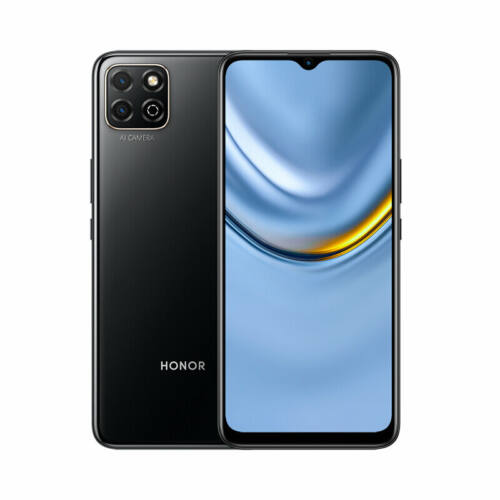 EU ECO Raktár - Honor Play 20 6GB RAM 128GB ROM 6.517 inch 13MP HD AI Dual-shot Camera Unisoc T610 Octa Core 4G Okostelefon - Kék