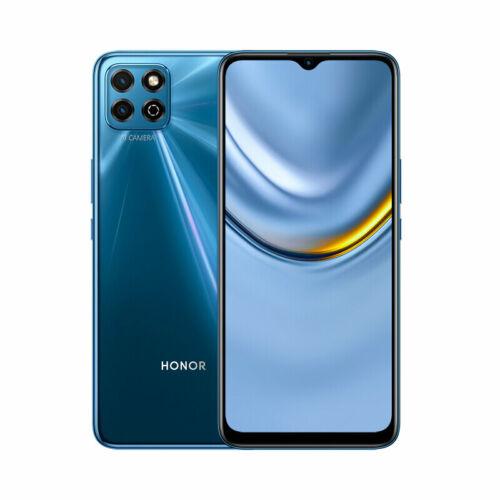 EU ECO Raktár - Honor Play 20 6GB RAM 128GB ROM 6.517 inch 13MP HD AI Dual-shot Camera Unisoc T610 Octa Core 4G Okostelefon - Fehér