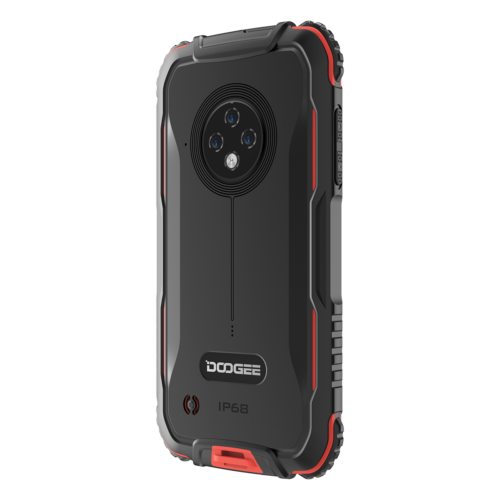 EU ECO Raktár - DOOGEE S35 5.0 inch 2GB RAM 16GB RIN MT6737V 4350mAh 13MP AI Triple Camera Quad Core 4G Okostelefon - Fekete