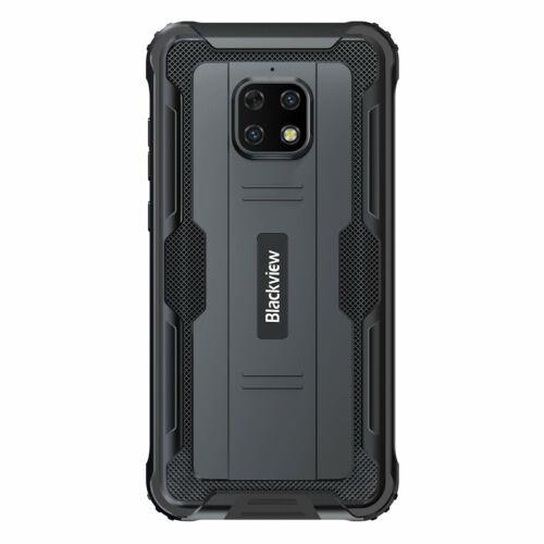 EU ECO Raktár - Blackview BV4900s Globális verzió IP68 IP69K Vízálló MIL-STD-810G 5580mAh 2GB RAM 32GB ROM 5.7 inch Android 11 4G Okostelefon - Narancs