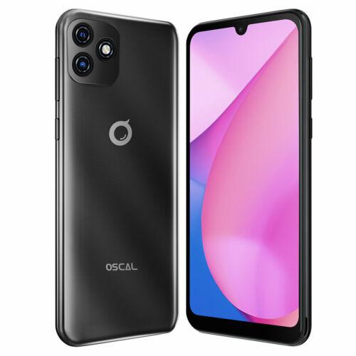 EU ECO Raktár - Blackview Oscal C20 Pro 2GB RAM 32GB ROM 6.008 inch Android 11 Unisoc Octa-core 4G Okostelefon - Fekete