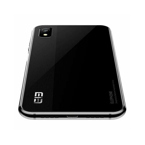 EU ECO Raktár - Elephone A4 Pro 4G okostelefon - Fekete