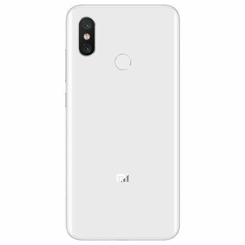 EU ECO Raktár - Xiaomi Mi 8 6.21 inch 6GB RAM 128GB ROM 4G okostelefon Globális verzió - Fehér