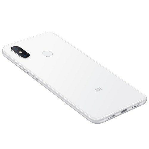 EU Raktár - Xiaomi Mi 8 4G okostelefon (PL) - Globális verzió 6GB 128GB - Fehér
