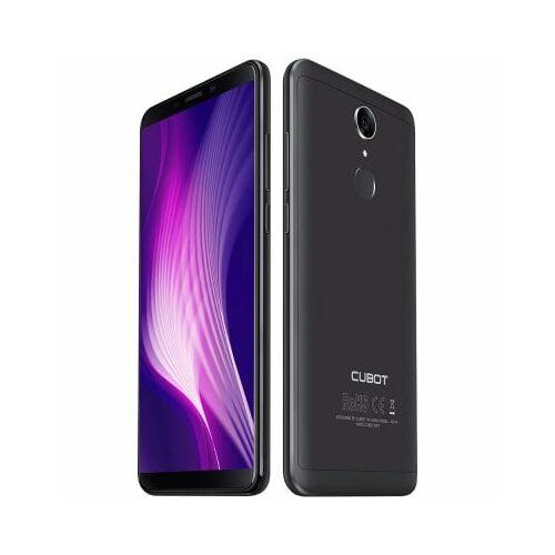 CubotNova 4G okostelefon - Fekete