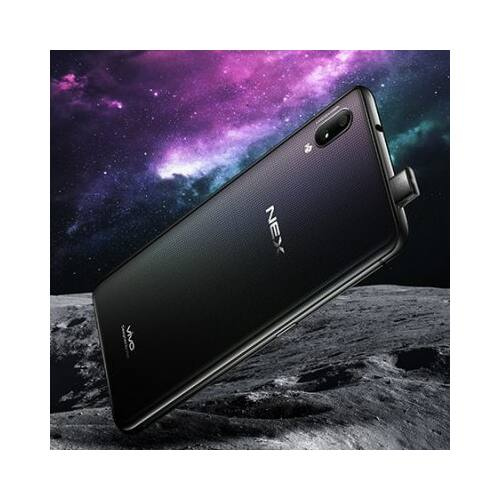 EU ECO Raktár - Vivo NEX S 4G okostelefon Globális verzió - 128GB - Fekete