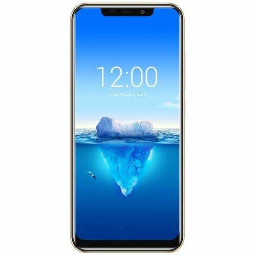 EU ECO Raktár - OUKITEL C12 Pro 4G okostelefon - Arany