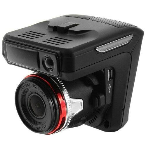 EU ECO Raktár - 9900 2.4 inch Autós 1080P Menetrögzítő DVR Kamera