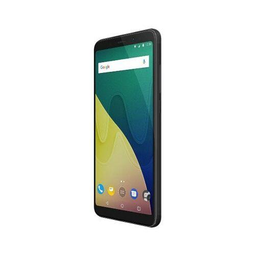 EU ECO Raktár - WIKO View XL 4G okostelefon - Fekete