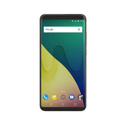 EU ECO Raktár - WIKO View XL 4G okostelefon - Arany