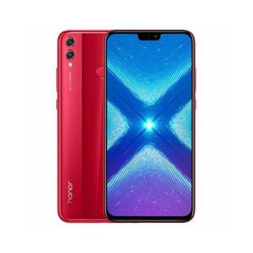 EU ECO Raktár - HUAWEI Honor 8X 4G okostelefon - 4GB 64GB Globális verzió - Piros