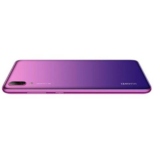 EU ECO Raktár - HUAWEI Profiter 9 4G okostelefon 4GB RAM 64GB ROM 8.0MP Front Camera - Lila