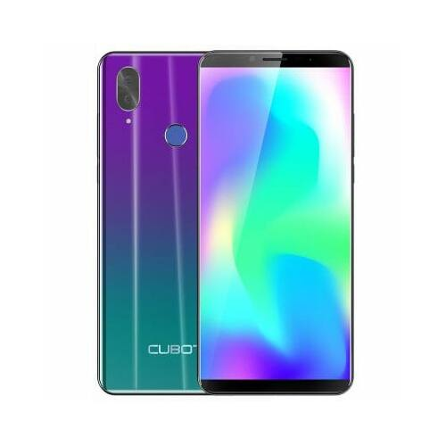 EU ECO Raktár - CUBOT X19 4G okostelefon - Alkonyat