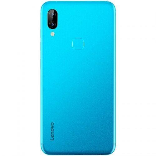 EU ECO Raktár - Lenovo S5 Pro 4G Okostelefon Globális verzió Snapdragon 636 Octa Core 6GB 64GB 6.2 inch előlapi Camera 20MP + 12MP Battery 3500mAh - Kék