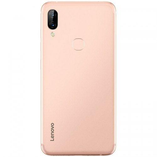 EU ECO Raktár - Lenovo S5 Pro 4G Okostelefon Globális verzió Snapdragon 636 Octa Core 6GB 64GB 6.2 inch előlapi Camera 20MP + 12MP Battery 3500mAh - Arany