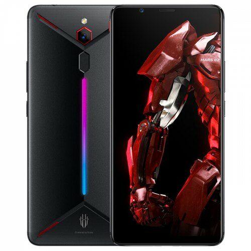 EU ECO Raktár - Nubia Mars 4G okostelefon 6GB RAM 64GB ROM 16.0MP Rear Camera Fingerprint Sensor- Fekete
