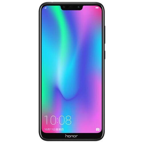 EU ECO Raktár - HUAWEI Honor Play 8C 4G 4GB RAM 64GB ROM 13.0MP + 2.0MP Rear Camera Fingerprint Sensor Okostelefon - Fekete