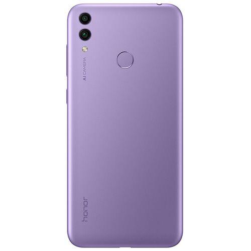 EU ECO Raktár - HUAWEI Honor Play 8C 4G 4GB RAM 64GB ROM 13.0MP + 2.0MP Rear Camera Fingerprint Sensor Okostelefon - Lila