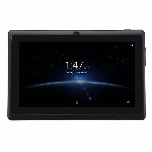 EU ECO Raktár - zonko x77 Gyerek Tablet PC 7.0 inch 1GB RAM + 8GB ROM - Fekete