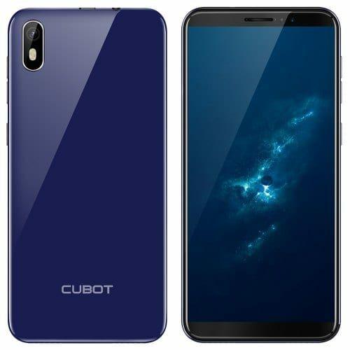 EU ECO Raktár - Cubot J5 3G okostelefon - Kék